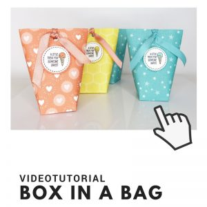 Box in a bag Videotutorial von Stempelitis