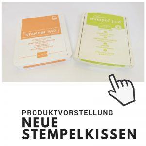 Neue Stempelkissen Stampin' Up!