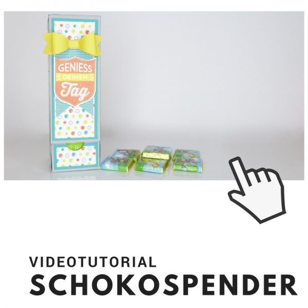 Link zum Video Schokoladenspender