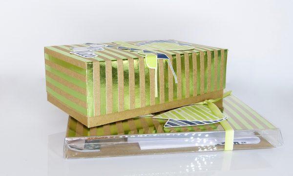 Geschenkverpackung für ein Handy