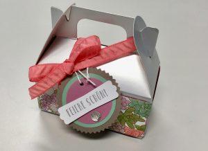 Stempelitis Workshop Verpackungen mit Lunchbox von Stampin' Up!