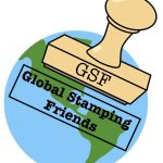 Kartensets Blog Hop Logo Global Stamping Friends