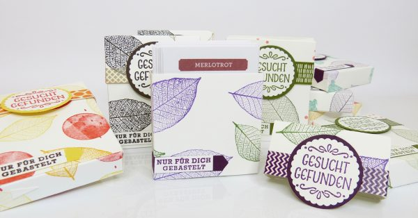 Box für Color Coach von Stampin Up