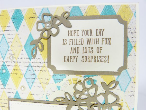 Postcard Pals von Stampin' Up!