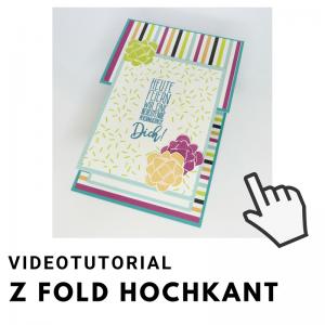 Z Fold Hochkant