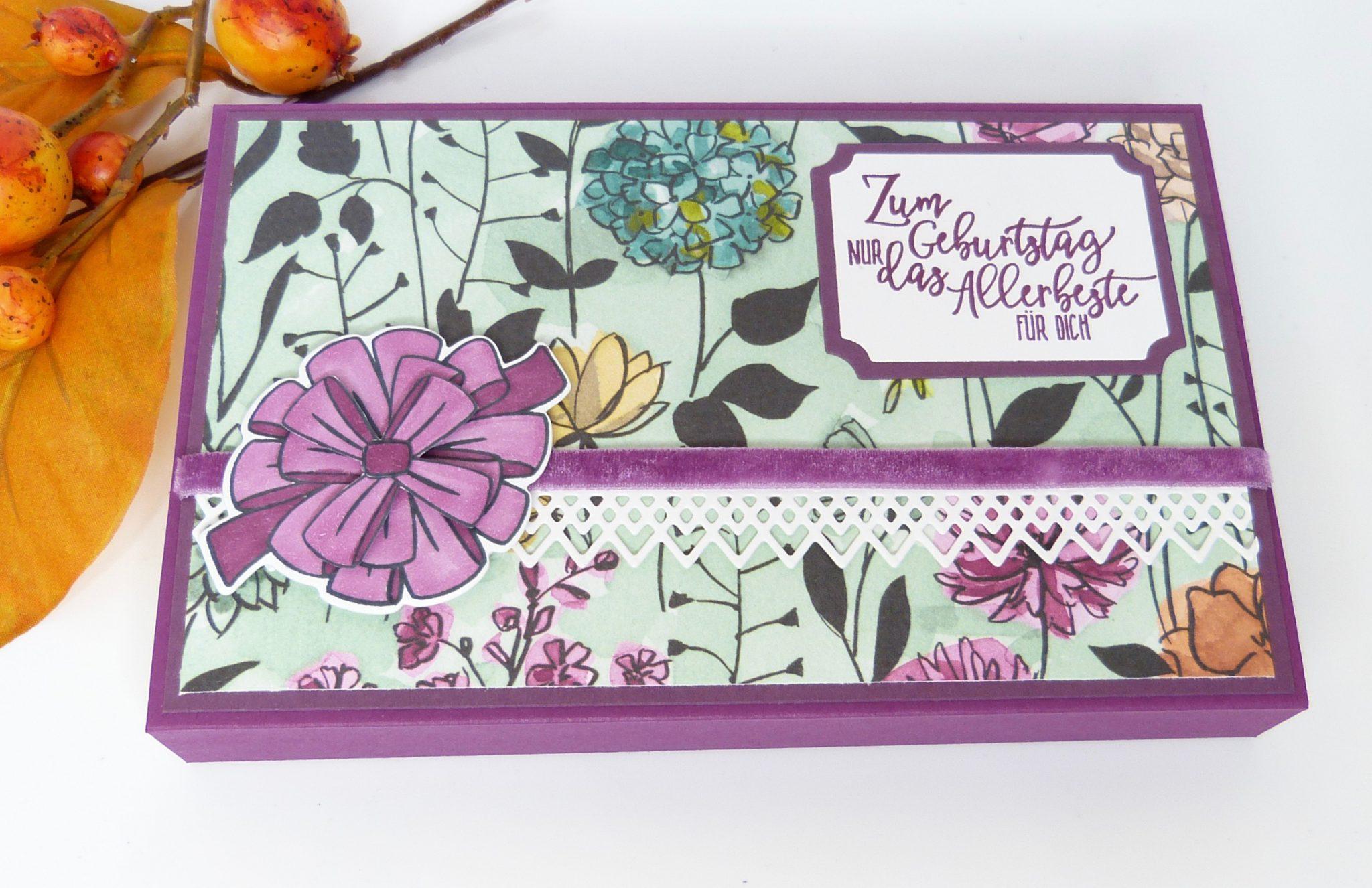 Toffi Schokoladen Verpackung