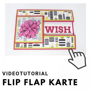 Flip Flap Karte