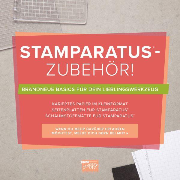 Stamparatus Zubehör