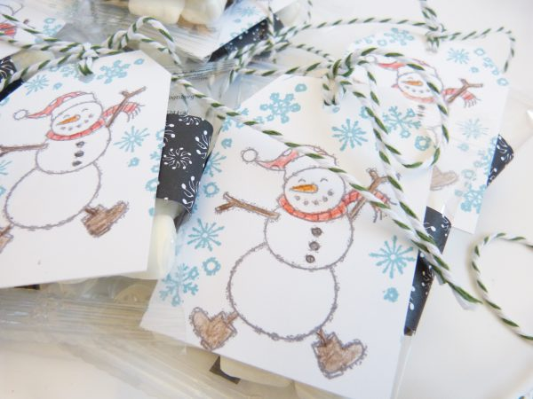 Spirited Snowmen
