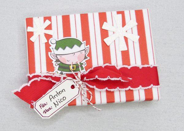 Weihnachtliche Verpackungen