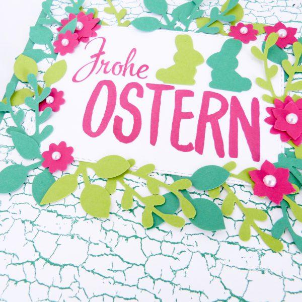 Osterdeko Osterwimpel