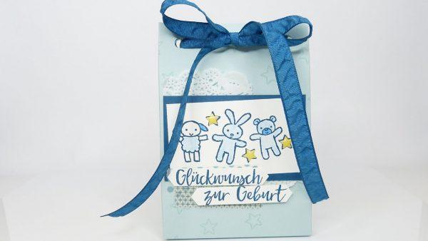 Geschenktüte für Baby