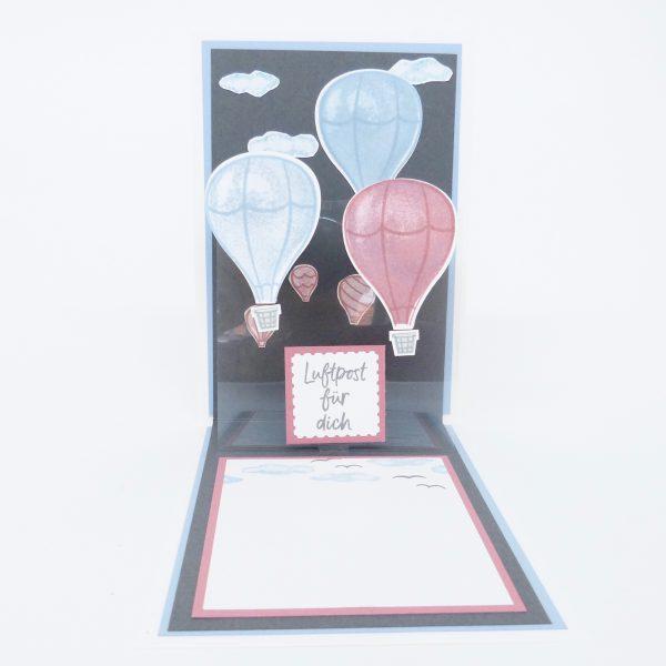 Pop Up Ballon