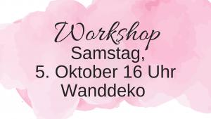 Workshoptermin