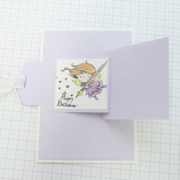 Flip-Zieh Karten