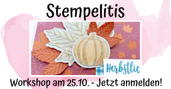 Workshop Herbst