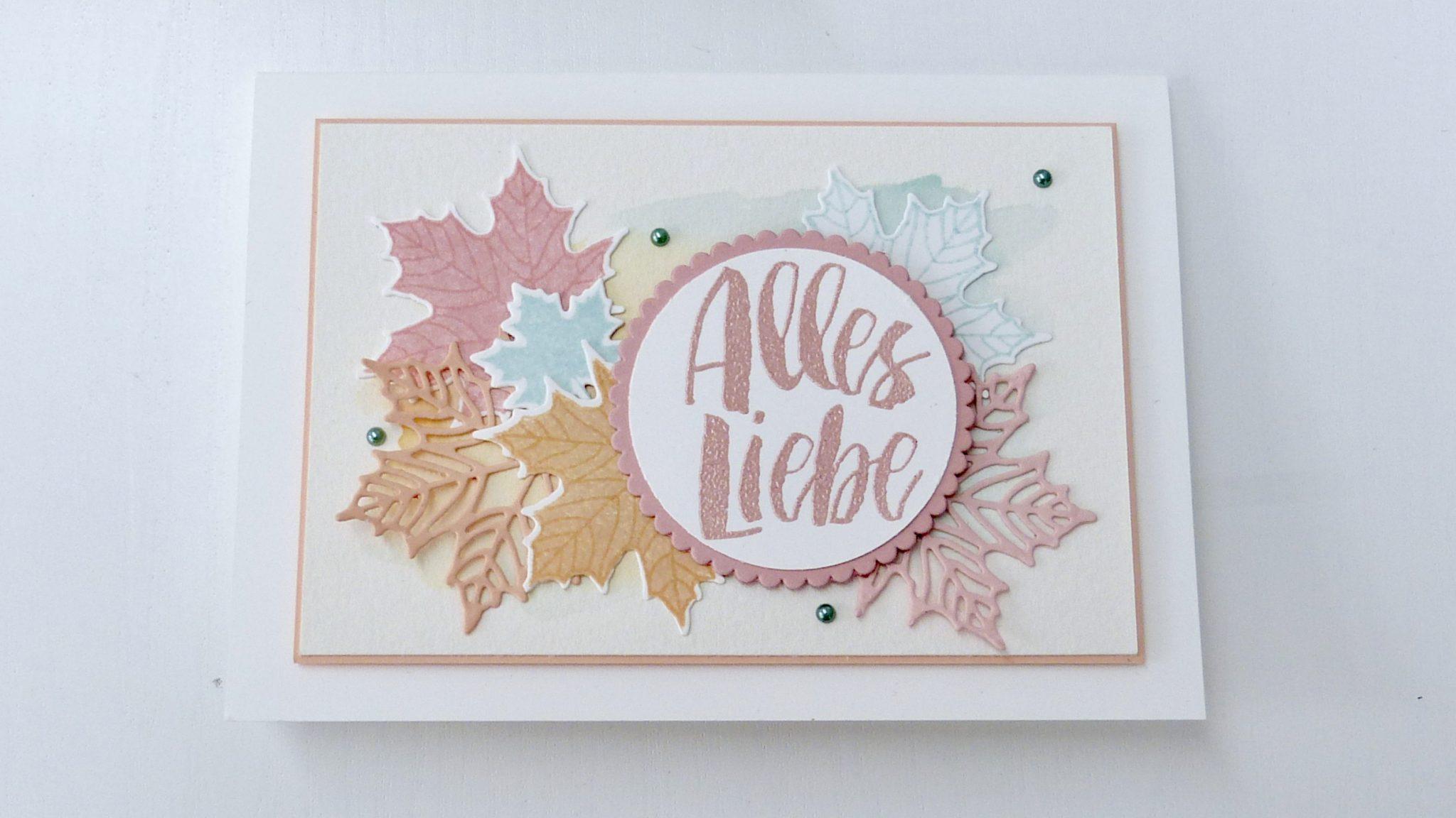 Herbstpastell