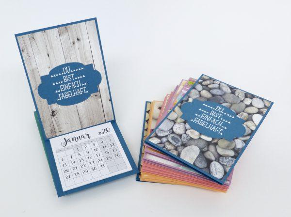 fabelhafte Tischkalender