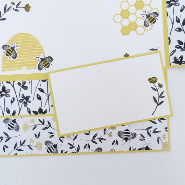 Bienengold Explosionskarte