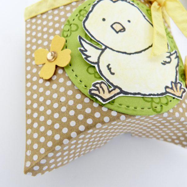 Ostern Kissenschachtel
