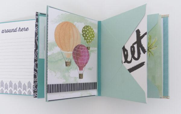 Umschlag Mini-Album