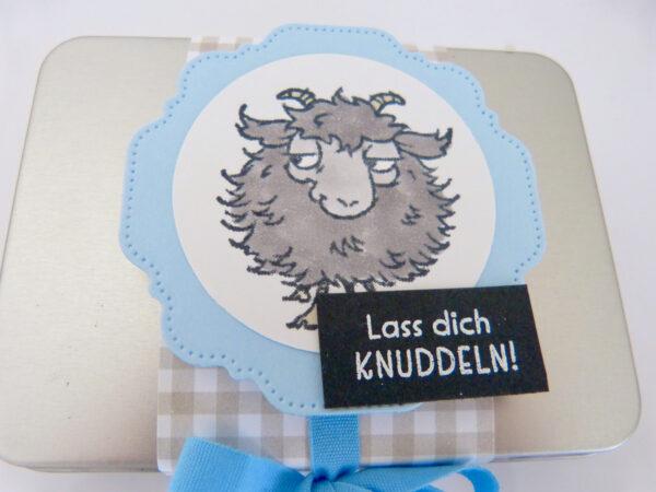 Geschenkdose Knuddel