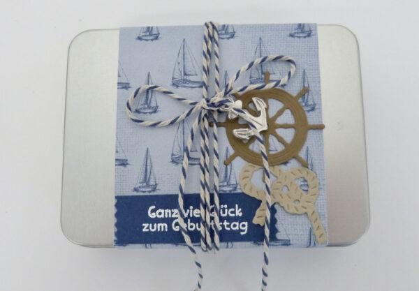 Maritime Geschenkdosen