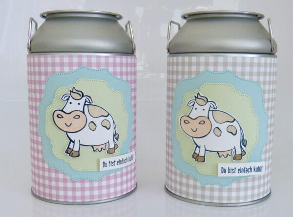 Milchkanne Kuhl