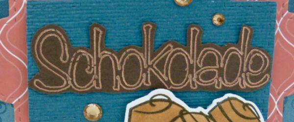 Schokoladen Dose