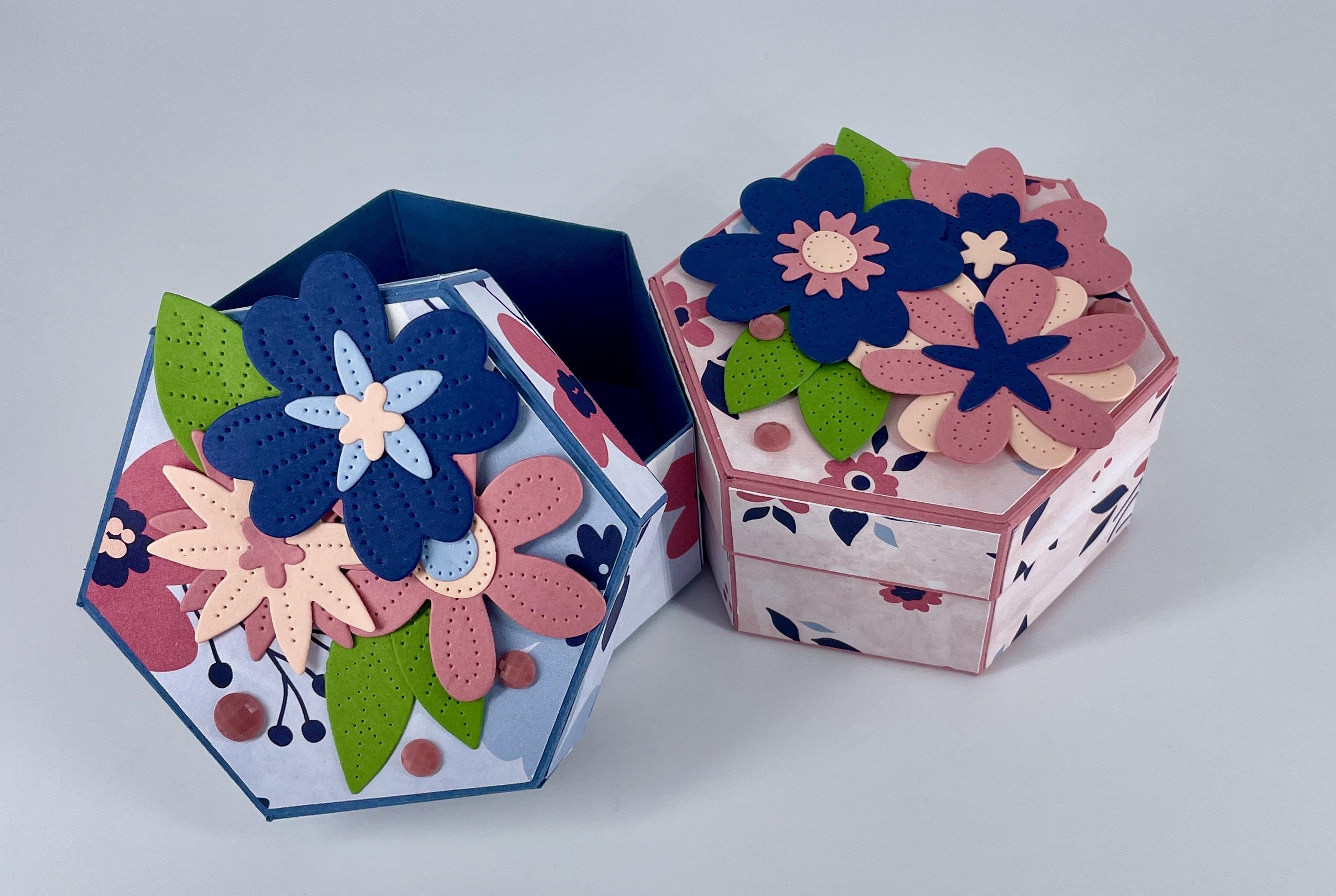Hexagonbox