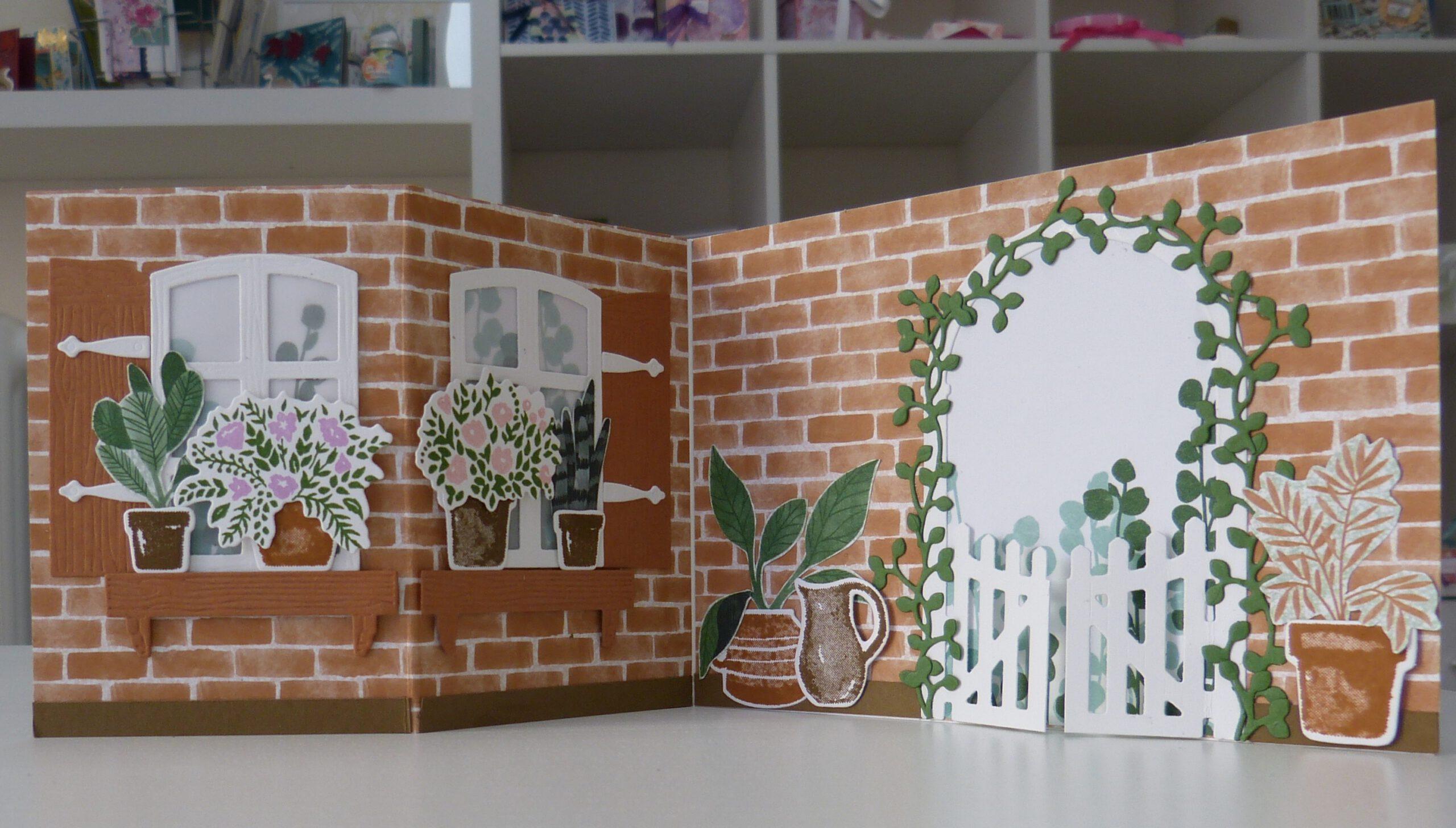 Gartenkarte